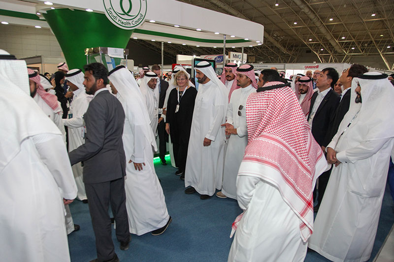 Global Health Saudi Exhibition - Saudi's Largest Healthcare