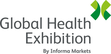 Global Health  Exhibition Event Logo